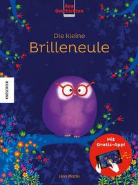 Cover: Lena Mazilu Die kleine Brilleneule - App-Geschichten