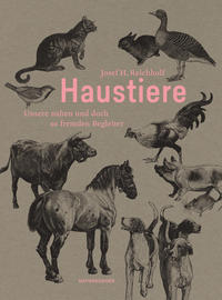 Cover: Josef H. Reichholf Haustiere