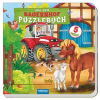 Puzzlebuch 'Auf dem Bauernhof'