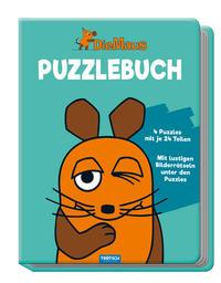Puzzlebuch 'Die Maus'