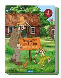 Puzzlebuch 'Pettersson und Findus'