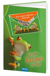 Geschenkbuch 'Ein paar Kröten'