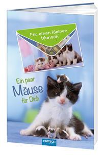 Geschenkbuch 'Ein paar Mäuse'