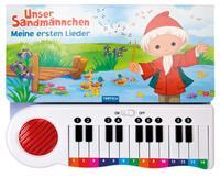 Trötsch Unser Sandmännchen Liederbuch Klavierbuch Soundbuch Kinderbuch