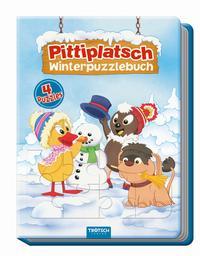 Winterpuzzlebuch - Pittiplatsch