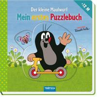 Der kleine Maulwurf - Mein erstes Puzzlebuch