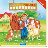 Mein erstes Puzzlebuch Bauernhof