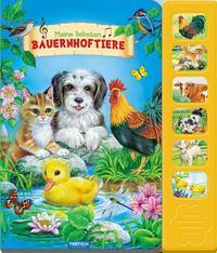 Soundbuch 'Meine liebsten Bauernhoftiere'