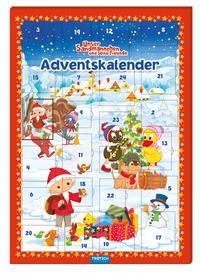 Magnet-Adventskalender 'Unser Sandmännchen und seine Freunde'