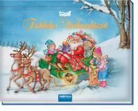 Mini Pop-Up Buch 'Fröhliche Weihnachtszeit'