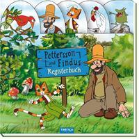 Pettersson und Findus - Registerbuch