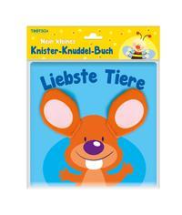 Mein kleines Knister Knuddelbuch - Liebste Tiere