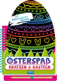 Osterspass Kratzen & Basteln