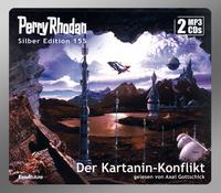 Perry Rhodan Silber Edition 155: Der Kartanin-Konflikt