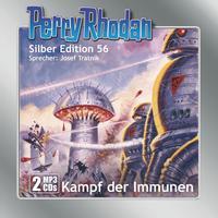 Perry Rhodan Silber Edition 56: Kampf der Immunen