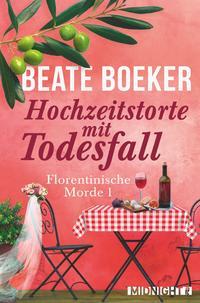 Cover: Beate Böker Hochzeitstorte mit Todesfall