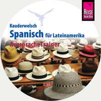 AusspracheTrainer Spanisch für Lateinamerika (Audio-CD)