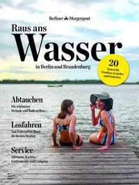 Raus ans Wasser - in Berlin und Brandenburg