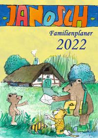 Janosch Familienplaner 2022