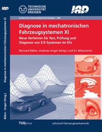 Diagnose in mechatronischen Fahrzeugsystemen XI