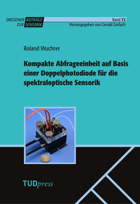 Kompakte Abfrageeinheit auf Basis einer Doppelphotodiode für die spektraloptische Sensorik