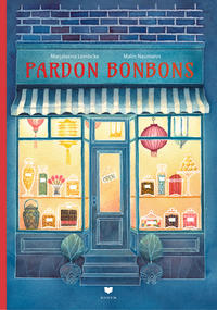 Cover: Marjaleena Lembcke und Malin Neumann Pardon Bonbons