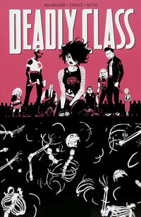 Deadly Class 5: Karussell