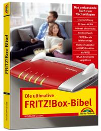 Cover: Wolfram Gieseke Die ultimative FRITZ!Box-Bibel