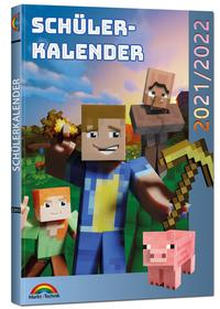 Minecraft Schülerkalender 2021/2022