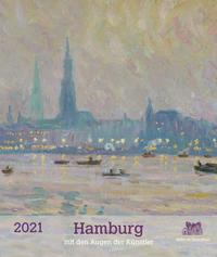 Hamburg - mit den Augen der Künstler 2021