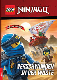 LEGO NINJAGO - Verschwunden in der Wüste