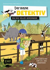 Der kleine Detektiv - Ein Zoo voller Geheimnisse