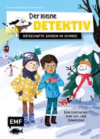 Der kleine Detektiv - Rätselhafte Spuren im Schnee