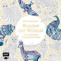 Millie Marotta's Wunder der Wildnis - Die schönsten Ausmalabenteuer