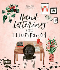 Cover: Tanja Pöltl Handlettering meets Illustration