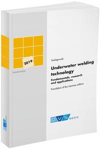 Underwater welding technology