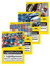 Bücherbundle Logistikmeister Handlungsspezifische Qualifikationen