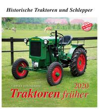 Traktoren früher 2020