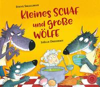 Cover: Smallman, Steve Kleines Schaf und große Wölfe