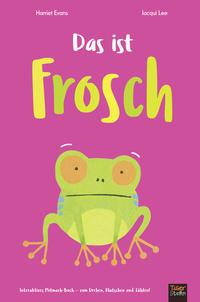 Das ist Frosch - Cover