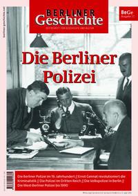 Berliner Geschichte - Zeitschrift für Geschichte und Kultur