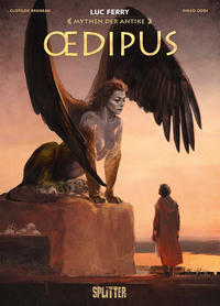 Mythen der Antike: Ödipus (Graphic Novel)