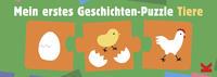 Mein erstes Geschichten-Puzzle Tiere