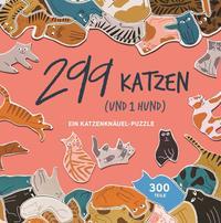 299 Katzen (und 1 Hund)