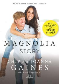 Magnolia Story - Cover