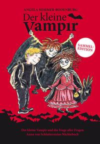 Der kleine Vampir - Cover