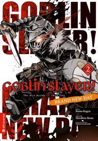 Goblin Slayer! Brand New Day 2 - Cover