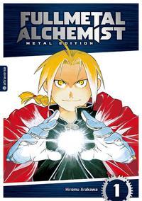 Cover: Hiromu Arakawa Fullmetal Alchemist