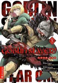 Goblin Slayer! Year One 5 - Cover