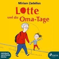 Lotte und die Oma-Tage - Cover